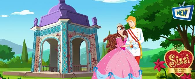 Рисунки принцесса сисси