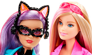 Куклы Барби Супер Шпионка: Barbie Spy Squad