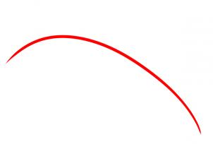 Как нарисовать перо или перьевую ручку
