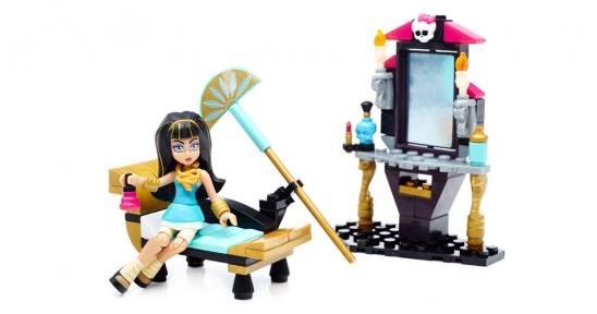 Лего монстер хай игры