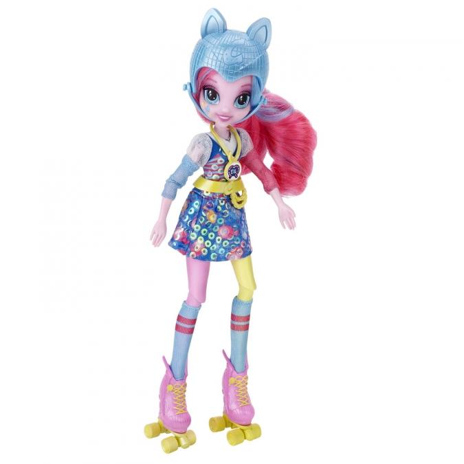 My little pony equestria girl dolls pinkie pie