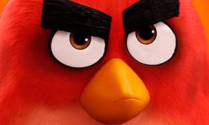 Angry Birds в кино: Плакаты с главными героями