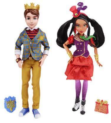 Дисней Наследники: Новые куклы 2016 года ...: www.youloveit.ru/toys/dolls/11232-disney-nasledniki-novye-kukly...
