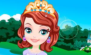 Игры для девочек о софия прекрасная