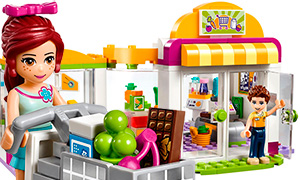 Lego Friends 2016: Новые наборы Лего Френдс (часть 1)