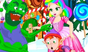 Игра квест: Зимний побег Принцессы Джульетты