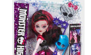 Куклы Монстр Хай 2016: Shriek wrecked, Welcome to Monster High