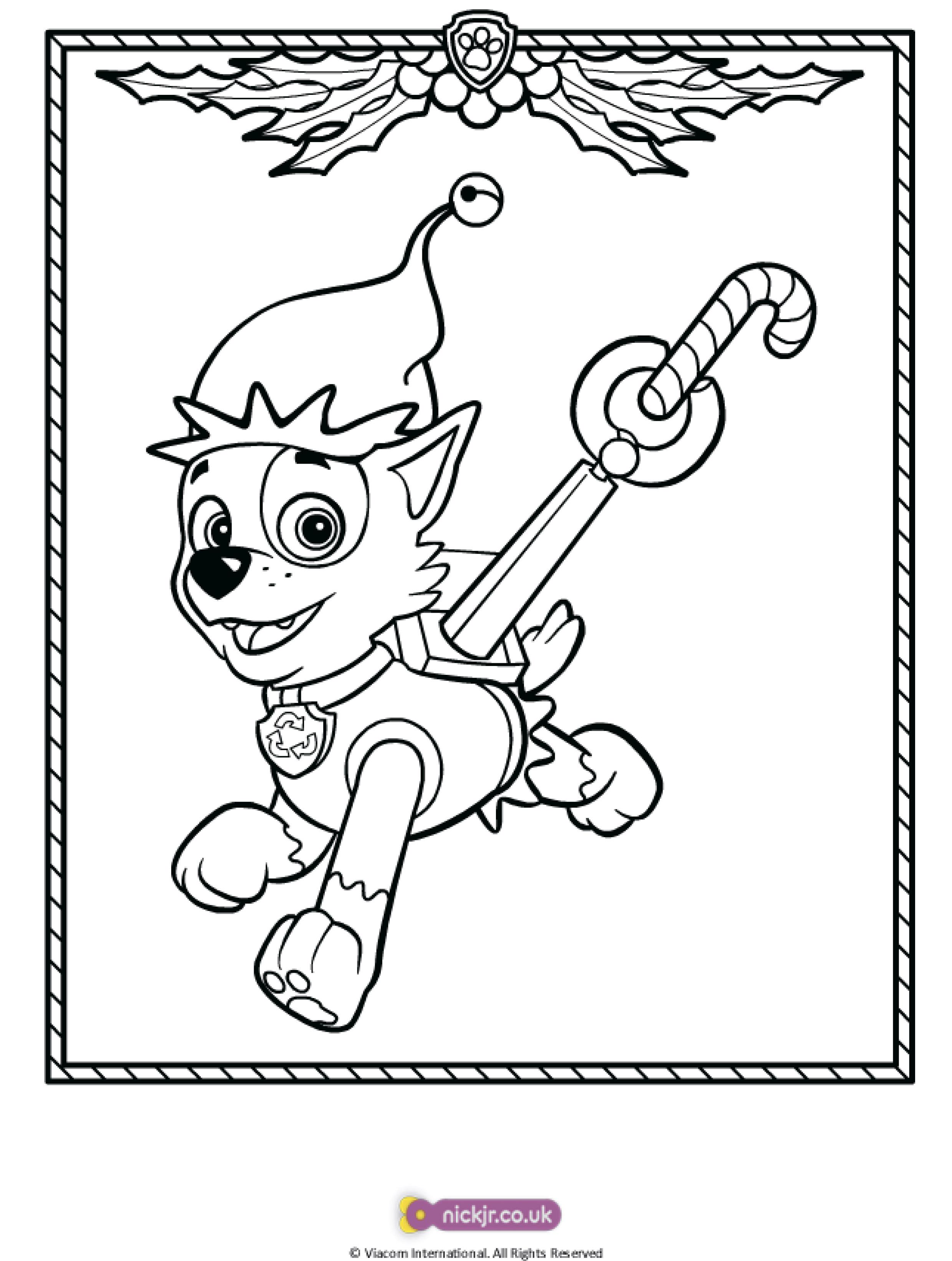 как рисовать щенячий патруль поэтапно