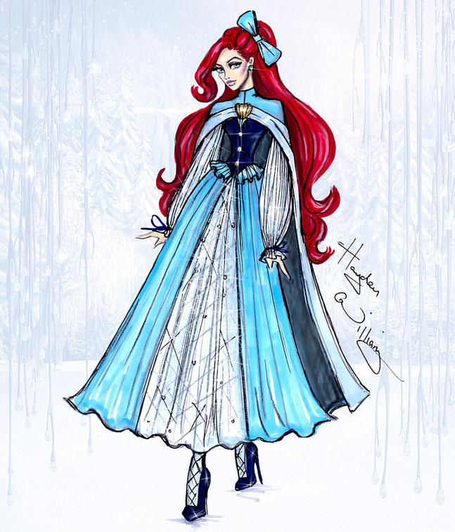 Принцессы Диснея: наряды для «Оскара»