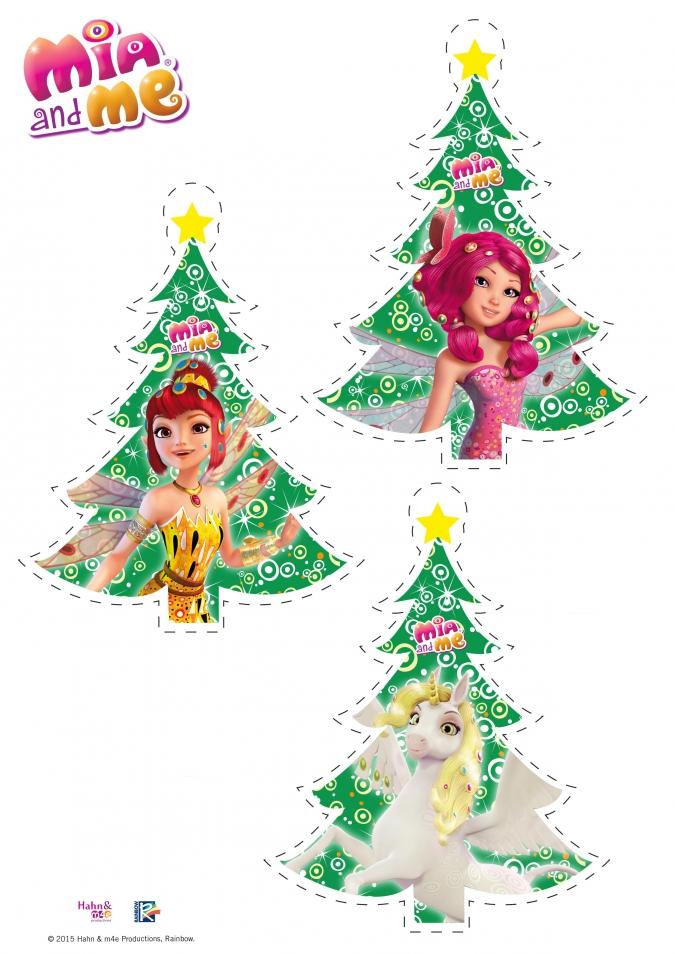Новогодние игрушки своими руками для ёлки на
