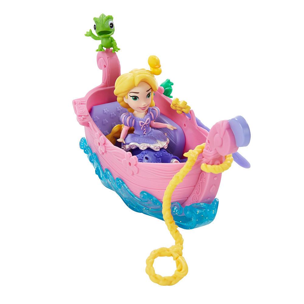 Фигурки Дисней Принцесс от Hasbro Little Kingdom