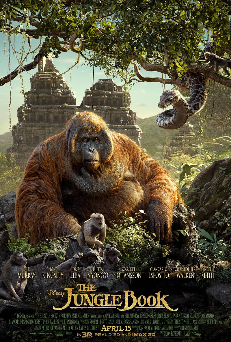 смотреть онлайн книга джунглей 2016 в hd качестве