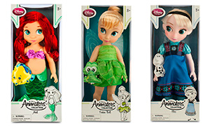 Все куклы Disney Animators' Collection