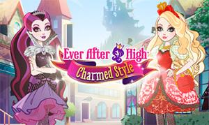 Ever After High: Charmed Style Стиль Магии - новая игра на планшеты и телефоны