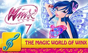 ����� ���� 7 �����: ����� �� ������� The magic world of Winx