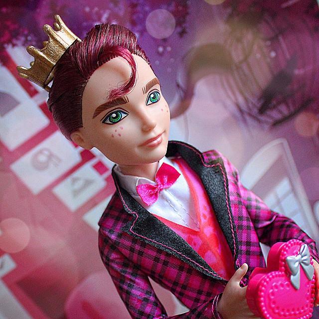 Потрясающие кастомные (самодельные) куклы Эвер Афтер Хай ... Хопер
