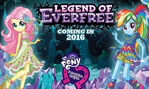 Мультфильм Девушки Эквестрии 4: Legend of Everfree