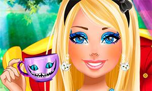 Игра: Образ в стиле Алисы в Стране Чудес