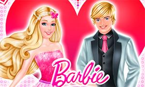 Игра для девочек: Подготовьте Барби к балу