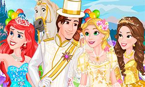 Игра: Подготовка к свадьбе Рапунцель