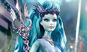 Новая Барби Faraway Forest - Water Sprite Barbie