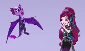 Смотреть мультфильм эвер хай игра драконов