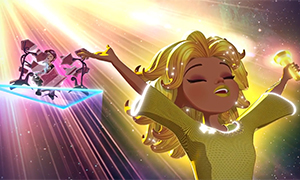 "Star Darlings: Новая песня ""Up"""