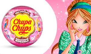 Шоколадные шары Чупа Чупс Винкс - новая коллекция