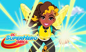 Видео DC Super Hero Girls : Бамблби - героиня месяца
