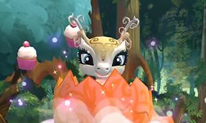 Игра для телефонов и планшетов: Ever After High Baby Dragons
