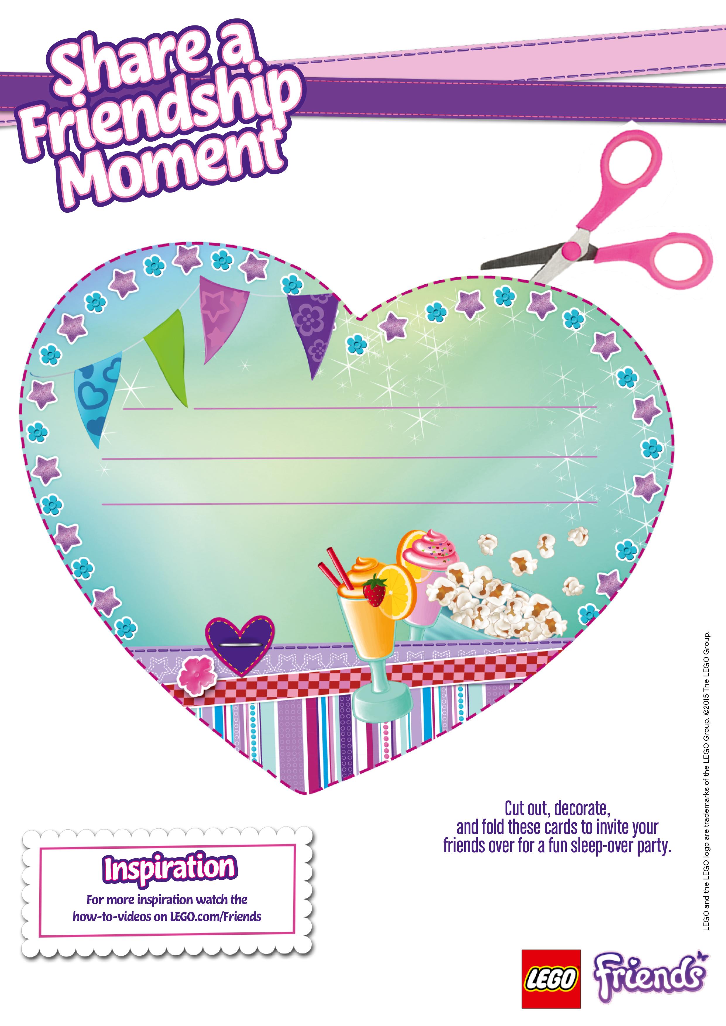 Картинки лего френдс для девочек - b5