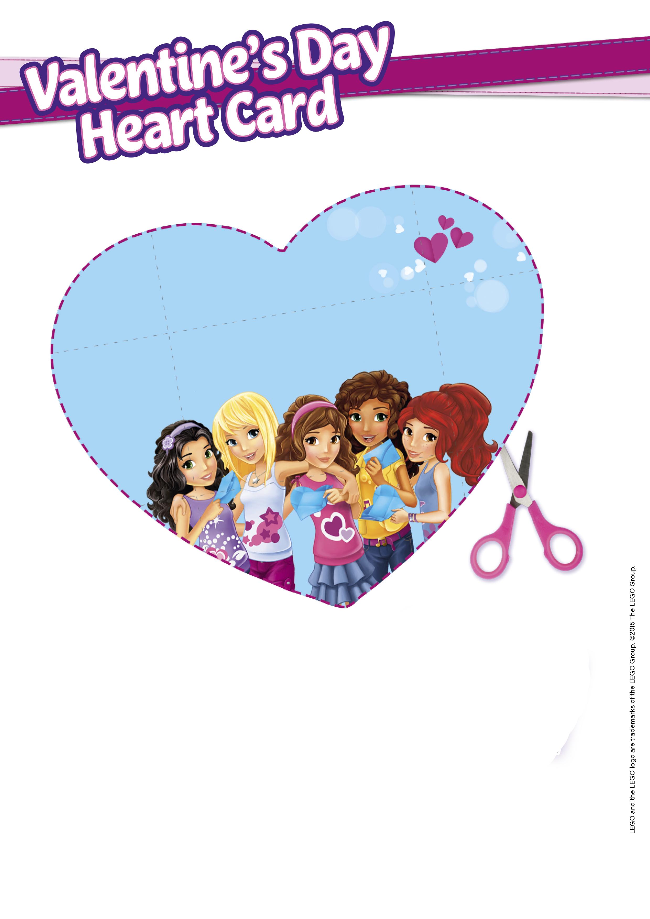 Картинки лего френдс для девочек - fab