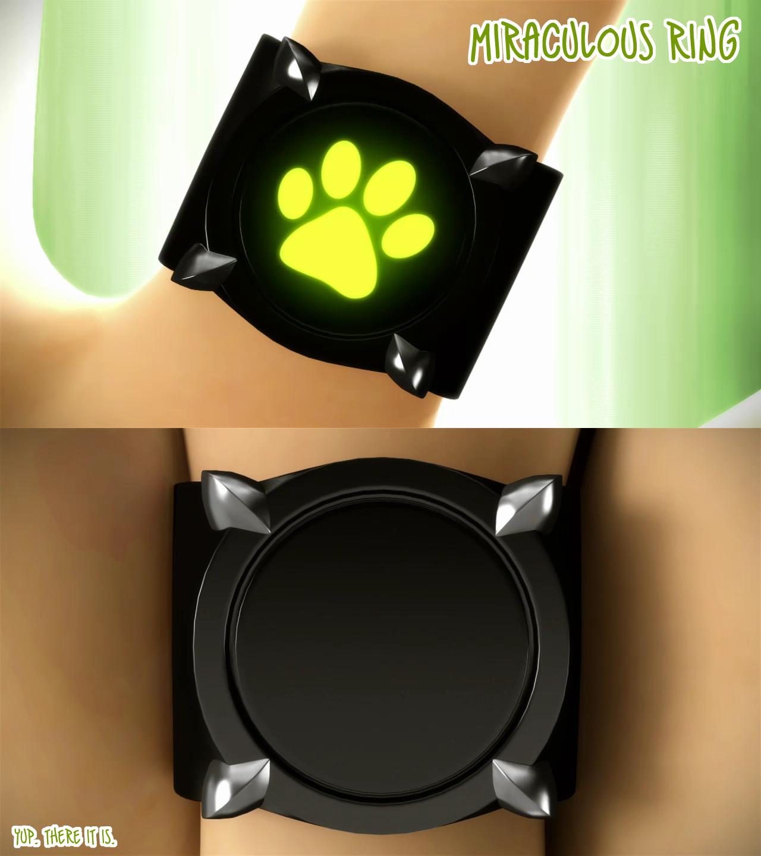 Кольцо супер кота своими руками