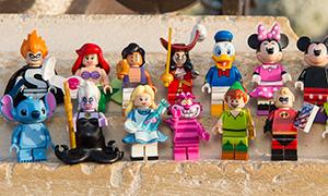 Мини фигурки Лего Дисней