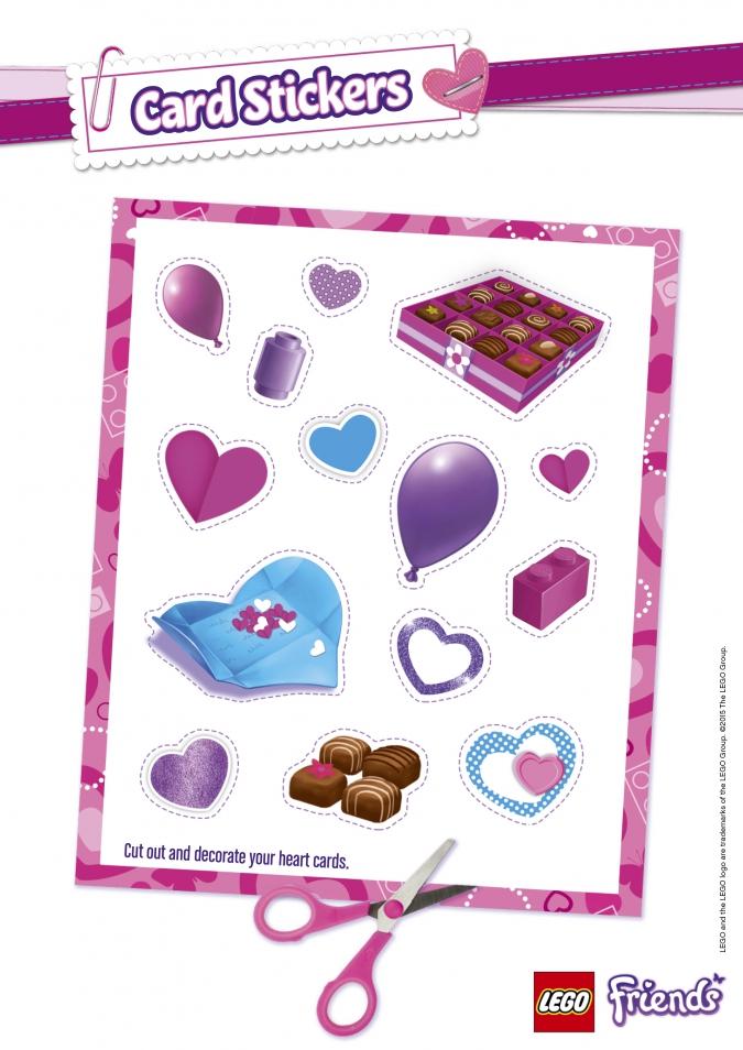 Картинки лего френдс для девочек - 3