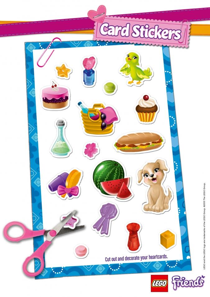 Картинки лего френдс для девочек - 81a18