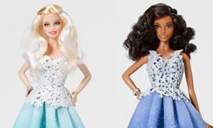 Holiday Barbie 2016: Новогодние праздничные Барби 2016