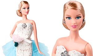 Кукла Барби Оскар де ла Рента 2016