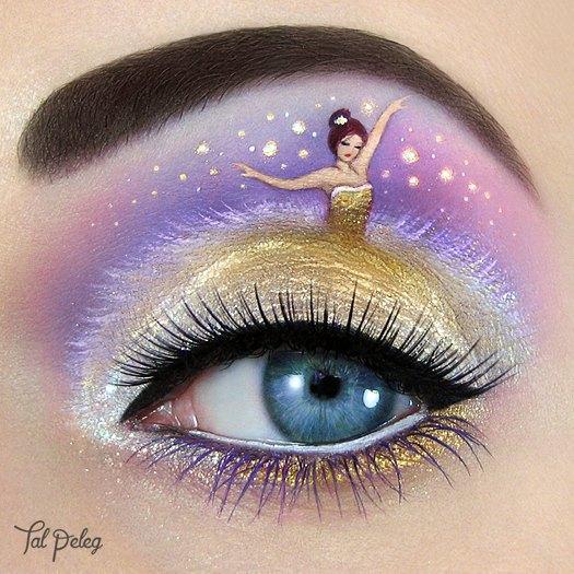 Самый необычный и красивый макияж