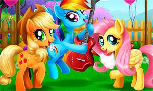 Игра мой маленький пони: Фермерская ярмарка