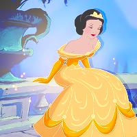 Дисней Принцессы поменялись нарядами
