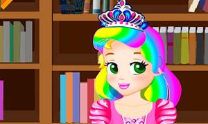 Игра для девочек: Побег принцессы Джульетты из школы