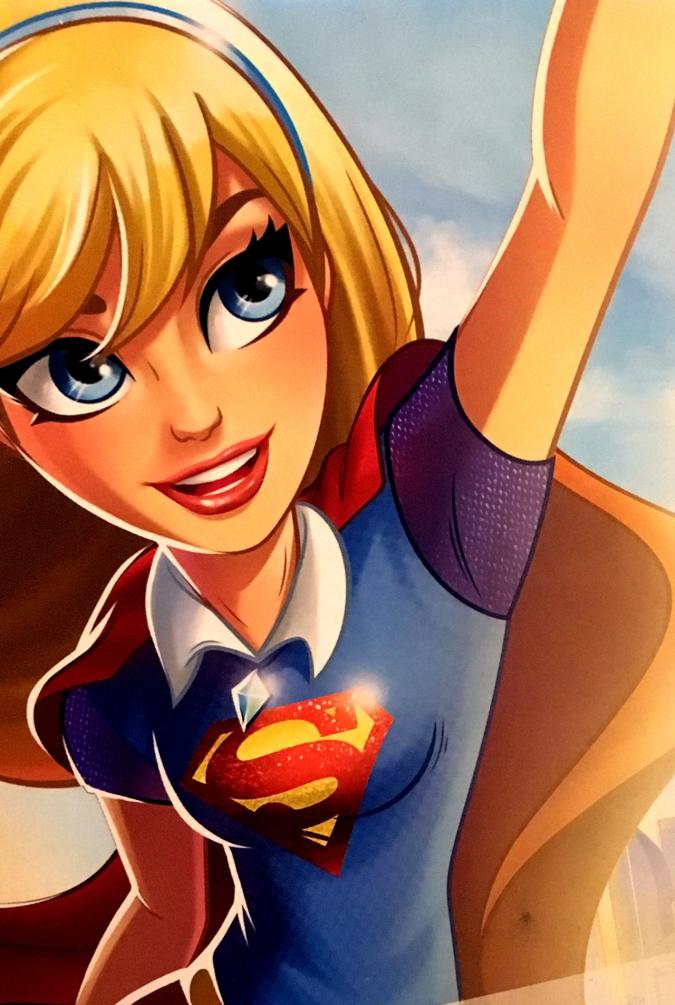 авки с ником super girl: