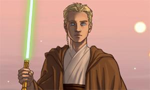 Игра Звездные Войны: Создай своего героя из Star Wars