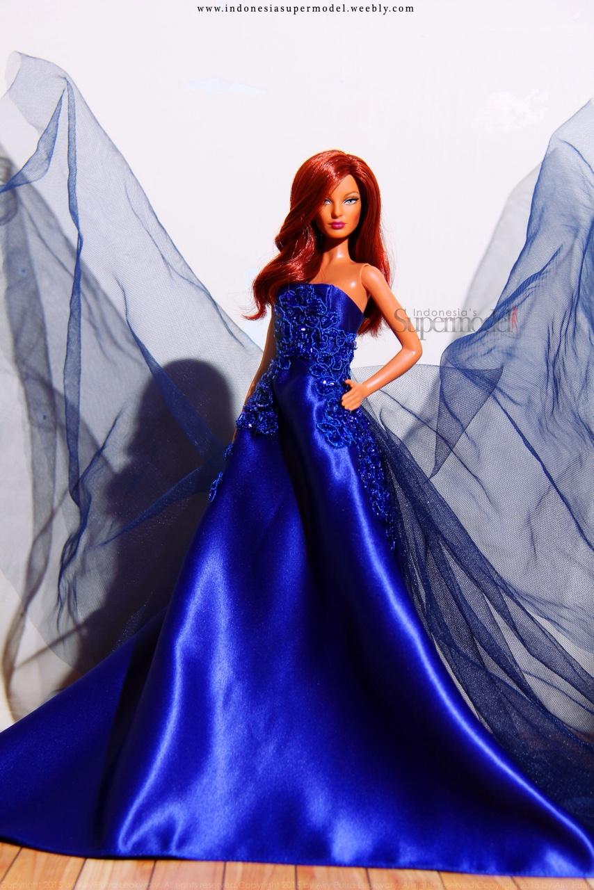 Платье для куклы 64