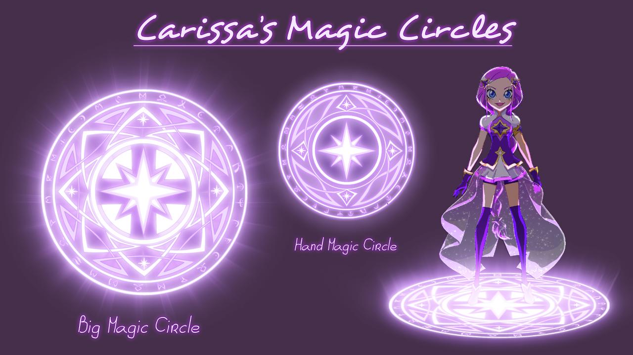 Как рисовать магические круги