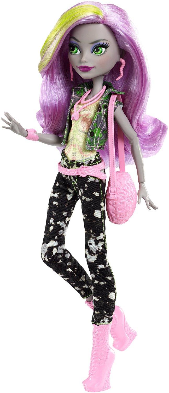 Монстер Хай: Промо фото куклы Моаники Д'Кей
