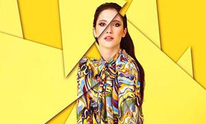 Лодовика Комельо: Клип на песню Non cadiamo mai