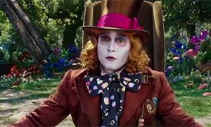 Алиса в Зазеркалье: Трейлер и фрагмент из фильма