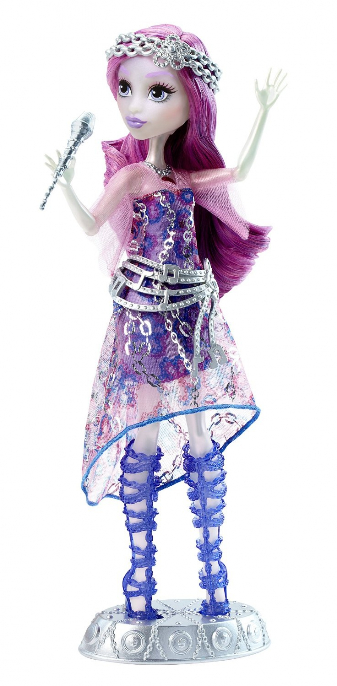 Монстер Хай: Промо фото куклы Ари Хантингтон